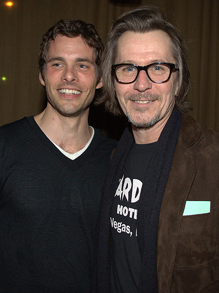 Gary Oldman, James Marsden