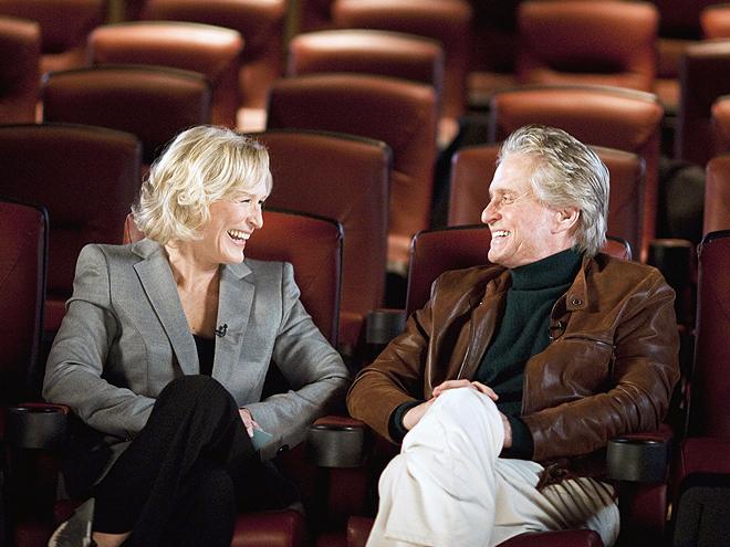 Glenn Close, Michael Douglas