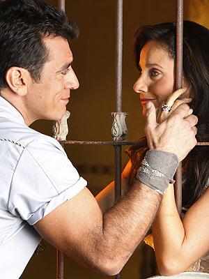 Jorge Salinas y Elizabeth Alvarez
