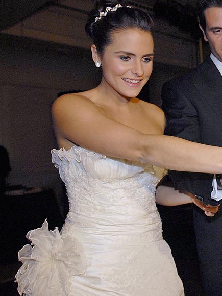 Lilia Luciano, Novias