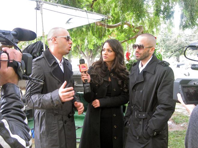 Wisin & Yandel, Paula Garcés