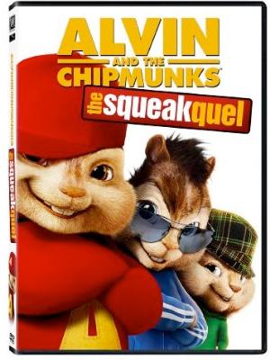 Alvin & The Chimpmunks: The Squeakquel