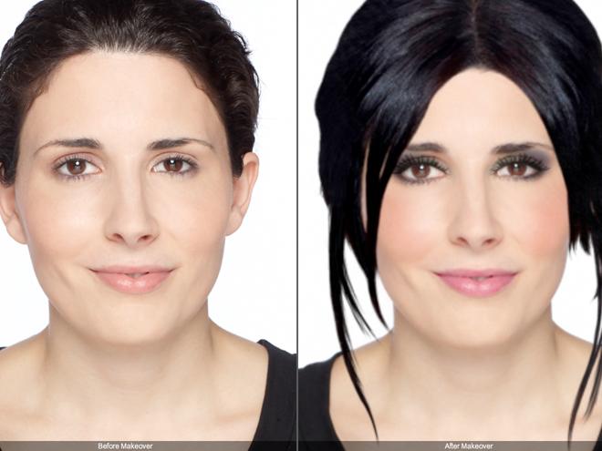 Makeover de Cristina Santos