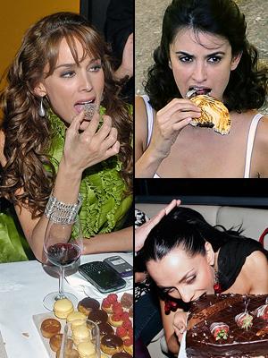 Penélope Cruz, Jacqueline Bracamontes, Ivonne Montero, Dulces tentaciones