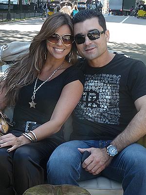 Rashel Díaz y Lisandro Rodríguez