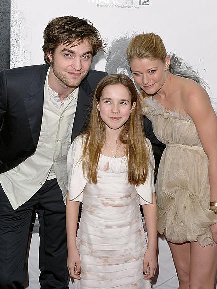 Robert Pattinson, Ruby Jerins, Emilie de Ravin