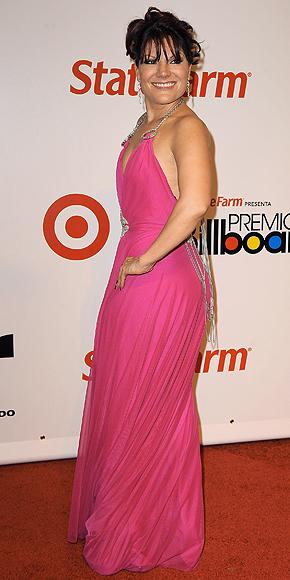 Diana Reyes, Billboard 2010