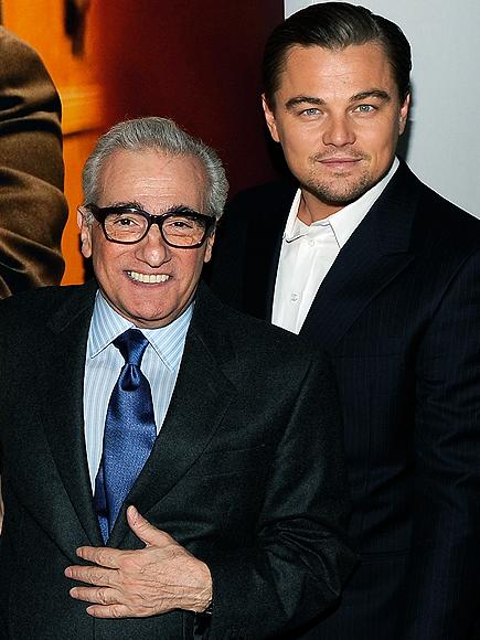 Leonardo DiCaprio, Martin Scorsese, Amigos para siempre