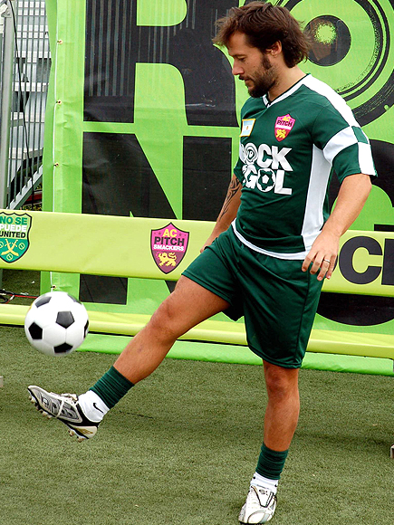 Diego Torres, Futbolistas Frustrados