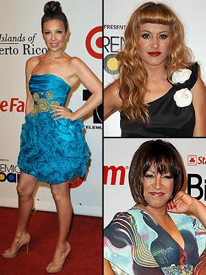 Principal Ellas,Latin Billboard 2010