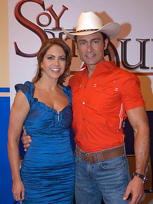 Lucero y Fernando Colunga