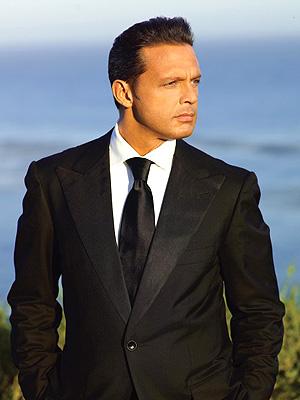 Luis Miguel, papás guapos