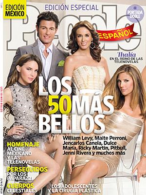 Los 50 Más Bellos 2010
