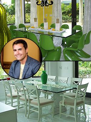 Principal Casa Nuestra Belleza Latina, Martin Amado