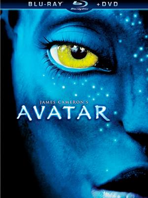Avatar en Blu-Ray/DVD combo