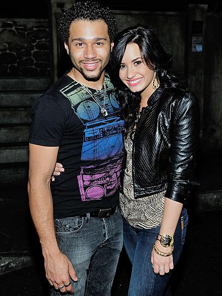 Demi Lovato, Corbin Bleu