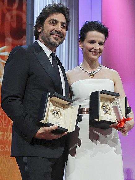 Javier Bardem, Juliette Binoche