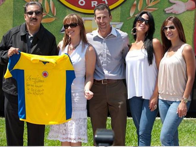 República Deportiva, Fernando Fiore, Rossana Franco, Félix Fernández