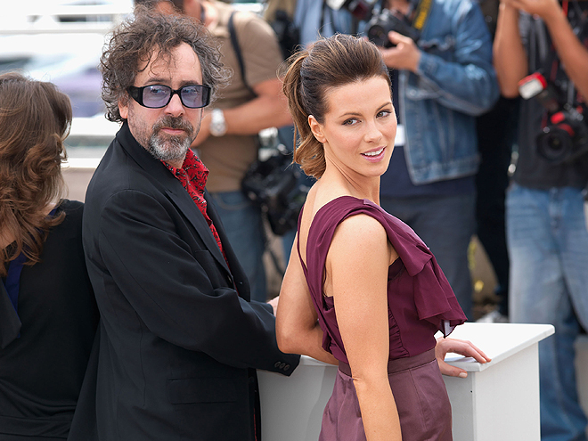 Tim Burton, Kate Beckinsale