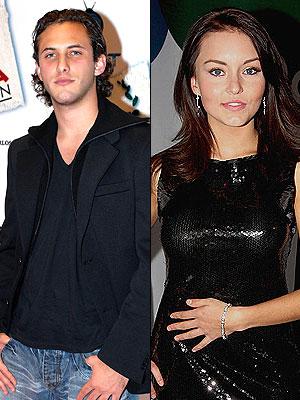 Angelique Boyer y Sebastián Zurita