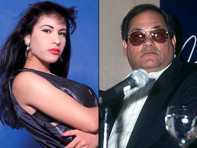 Selena, Abraham Quintanilla, Famosos y sus muertitos