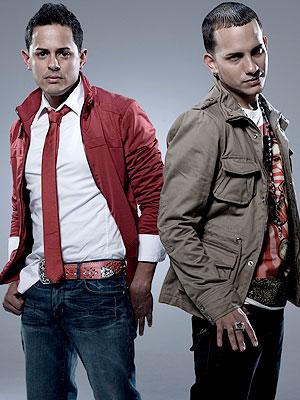 Ángel y Khriz