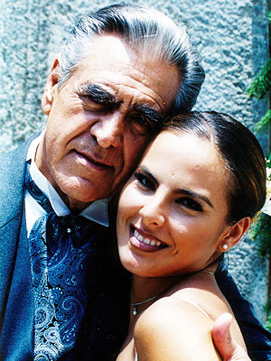 Eric del Castillo y Kate del Castillo