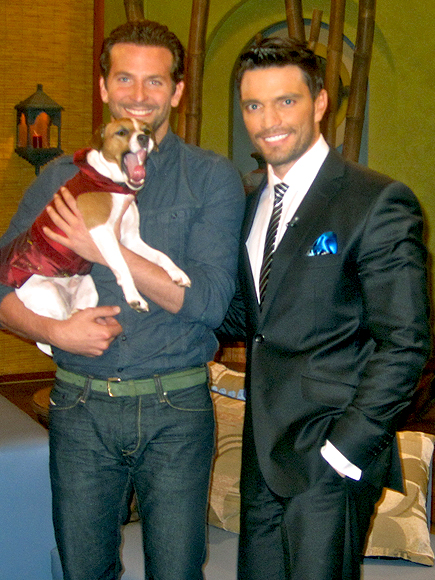 Julian Gil, Bradley Cooper