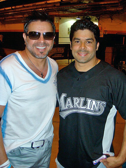 Luis Enrique, Jerry Rivera