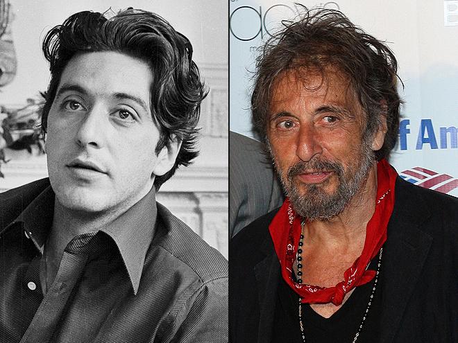 Al Pacino, Envejecer Con y Sin gracia