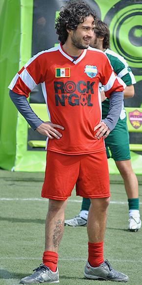Alfonso Herrera, Futbolistas frustrados