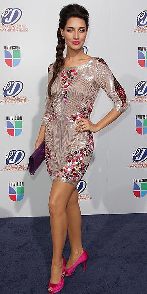 Amelia Vega, Juventud 2010