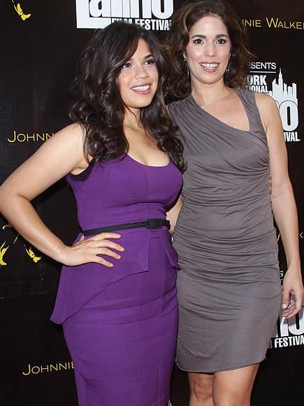 America Ferrerra y Ana Ortiz