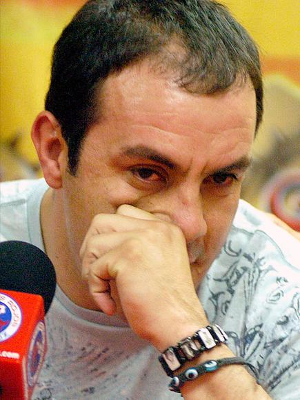 Cuauhtémoc Blanco, Los famosos también lloran