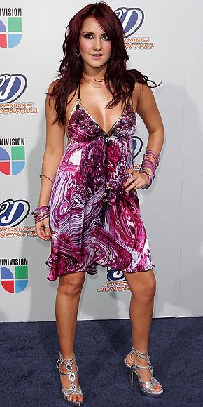 Dulce María, Juventud 2010