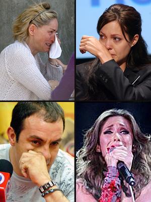 Principal, Los famosos también lloran