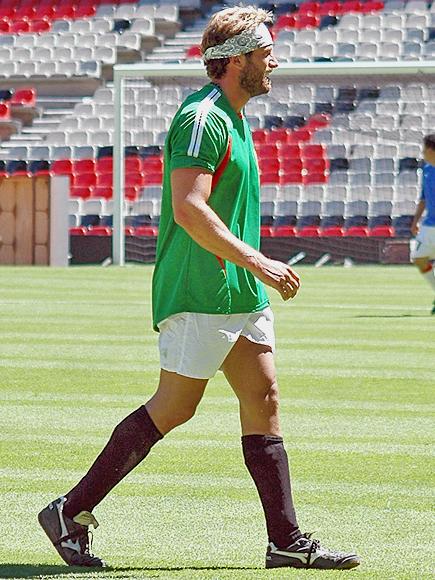 Gabriel Soto, Futbolistas frustrados