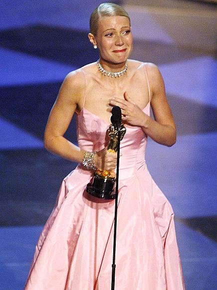 Gwyneth Paltrow, Los famosos también lloran