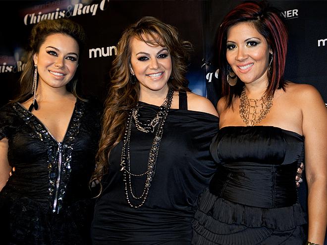 Jenni Rivera,Chiquis y Raq-C