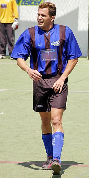Julio Camejo, Futbolista frustrados
