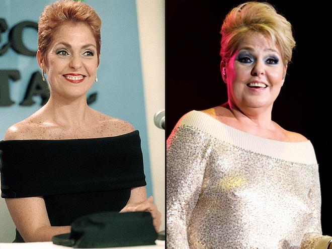 Lupita D Alessio, Envejecer Con y Sin gracia