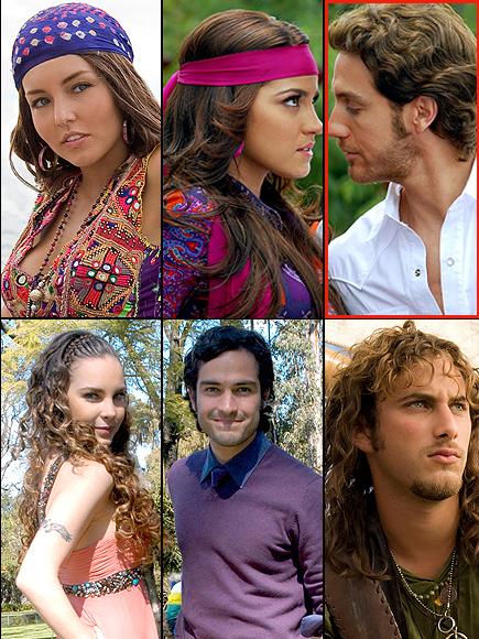 Premios People En Español 2010: Telenovelas, Mejor Actor y Actriz Juvenil