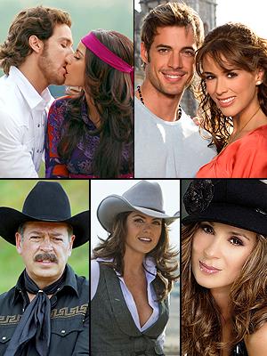 Premios People En Español 2010: Categoría Telenovelas