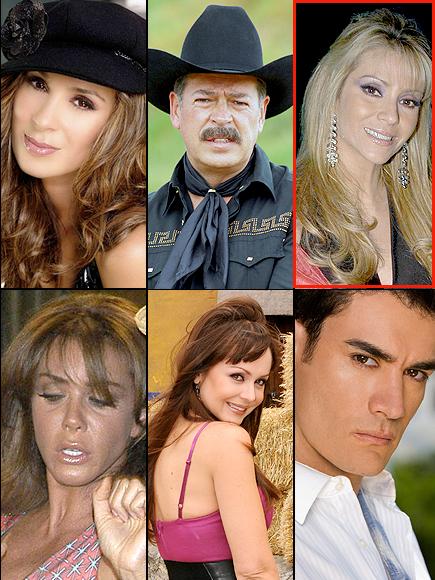Premios People En Español 2010: Telenovelas, Mejor Villano o Villana