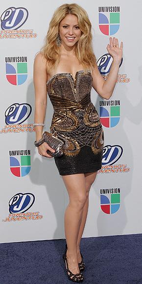 Shakira, Premio Juventud 2010