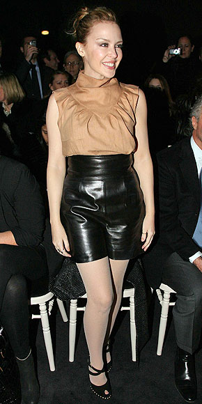 KYLIE MINOGUE, shorts