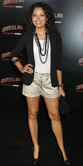 SUSIE CASTILLO, shorts