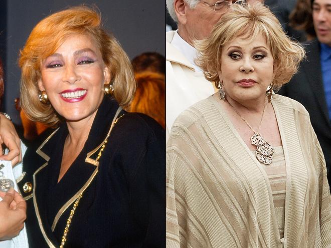 Silvia Pinal,Envejecer Con y Sin gracia
