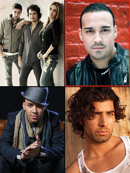 Premios People en Espanol 2010, Música: Mejor Artista/Grupo Nuevo