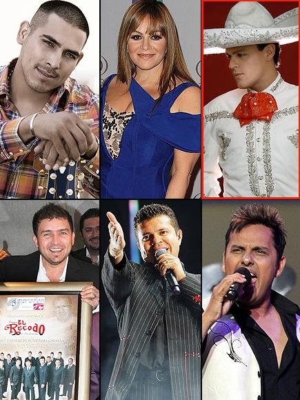 Premios People en Español 2010, Música: Cantante/Grupo Regional Mexicano